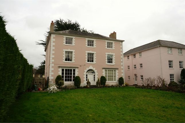 Thumbnail Flat for sale in The Lawns, New Market Street, Usk
