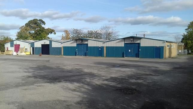 Light industrial for sale in Unit 3B, Vale Industrial Estate, Boston Road, Spilsby, Lincolnshire