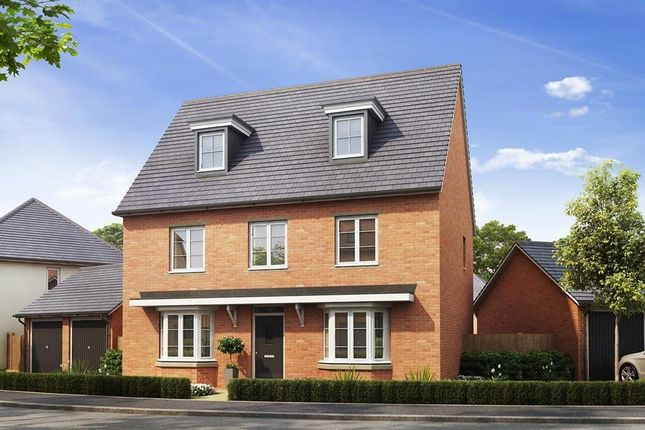 """Thumbnail Detached house for sale in """"Wilpshire"""" at Mitton Road, Whalley, Clitheroe"""
