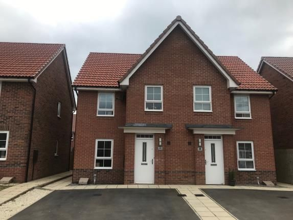 Thumbnail Semi-detached house for sale in De Lacy Road, Northallerton