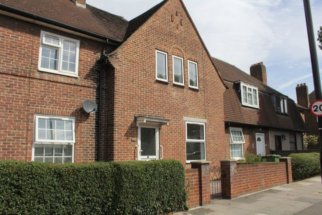 Thumbnail Terraced house for sale in Downham Way, Bromley