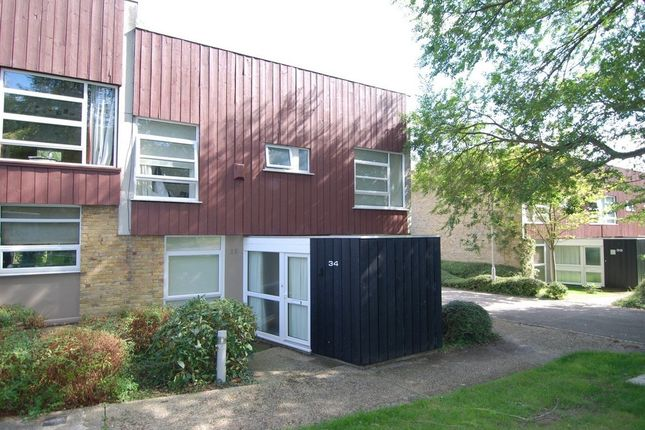 Thumbnail End terrace house for sale in Over Minnis, New Ash Green, Longfield
