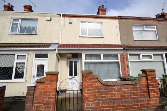 Thumbnail Terraced house to rent in Cooper Road, Grimsby