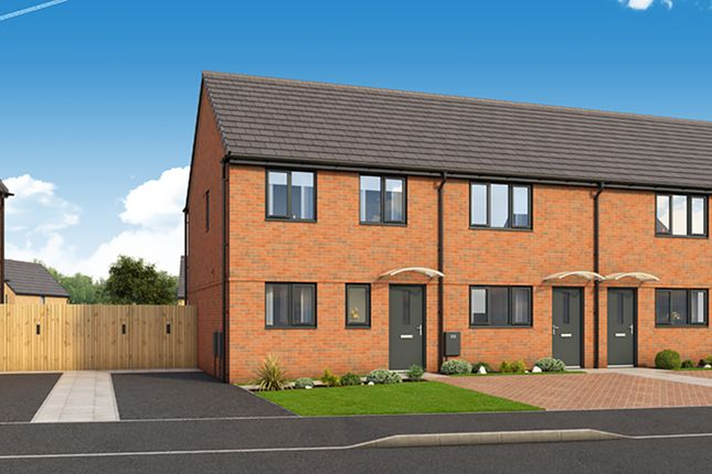 "3 bedroom property for sale in ""The Ashby"" at Chamberlain Way, Peterborough"