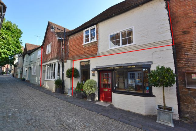 2 bed terraced house for sale in Lombard Street, Petworth GU28
