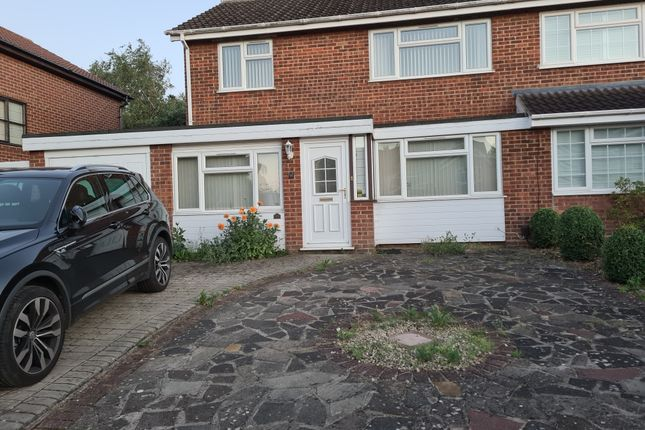 Thumbnail Semi-detached house to rent in Bromham, Bedford