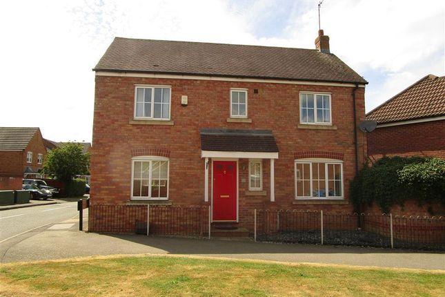 Thumbnail Property to rent in Wake Way, Grange Park, Northampton