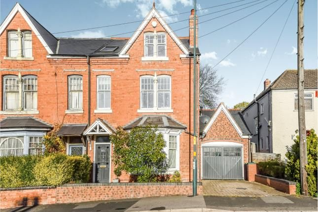 Thumbnail Semi-detached house for sale in Woodland Road, Northfield, Birmingham, West Midlands