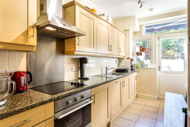 Kitchen of Colville Square, Notting Hill W11