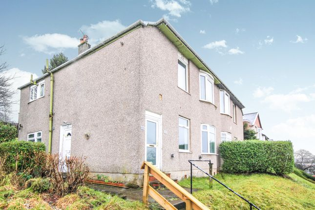 Thumbnail Flat for sale in Montford Avenue, Kings Park, Glasgow