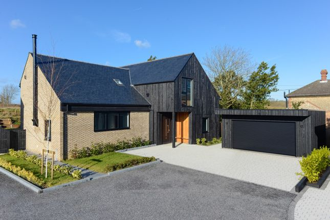 Thumbnail Detached house for sale in Burgess Fields, Lenham Heath