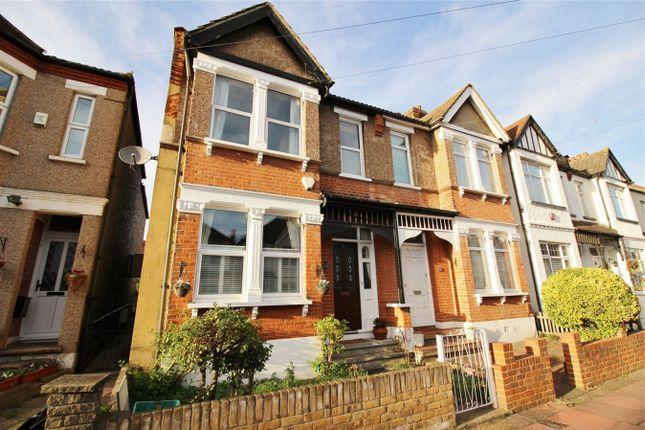 Thumbnail End terrace house for sale in Arrol Road, Beckenham, Kent