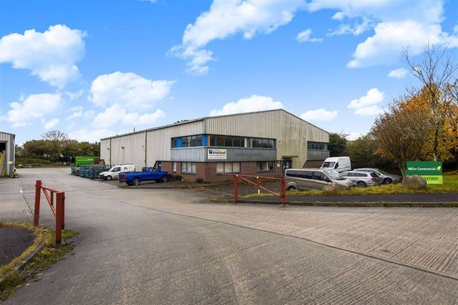Thumbnail Light industrial to let in 2, Cooksland Industrial Estate, Bodmin, Cornwall