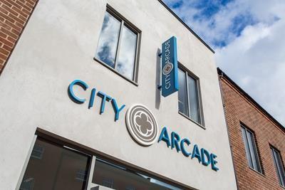 Photo of City Arcade, Lichfield, Staffordshire WS13