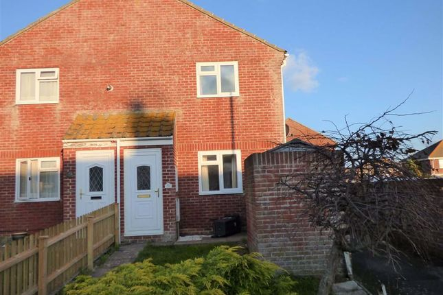 Terraced house for sale in Plover Walk, Weymouth, Weymouth