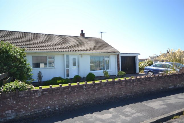 Thumbnail Semi-detached bungalow for sale in Wasdale Park, Seascale, Cumbria