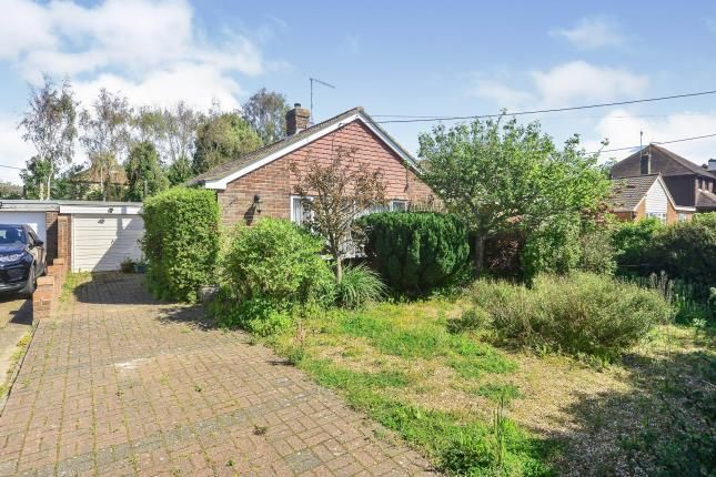 Thumbnail Bungalow for sale in Church Road, New Romney, Kent, .