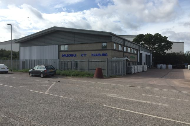 Thumbnail Industrial for sale in Showground Road, Bridgwater