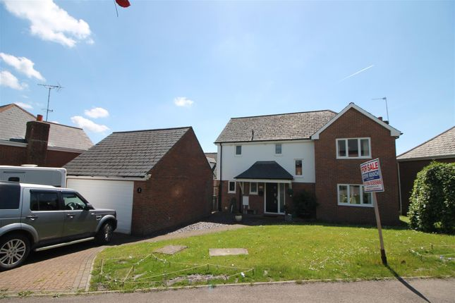 Thumbnail Detached house for sale in Park Road, Berry Hill, Coleford