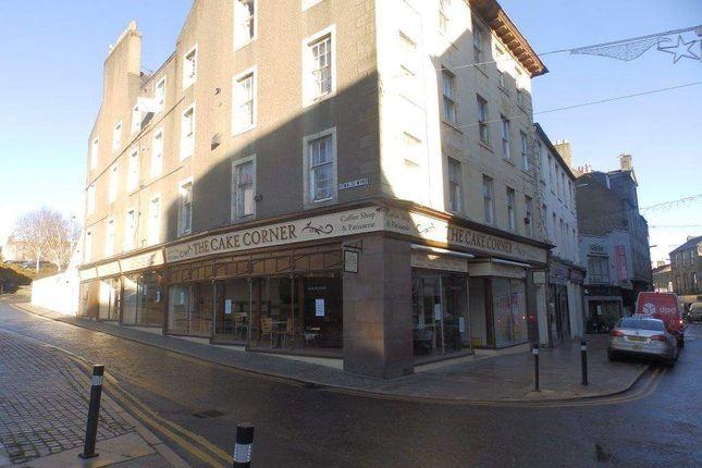 Thumbnail Retail premises for sale in 263 High Street, Kirkcaldy