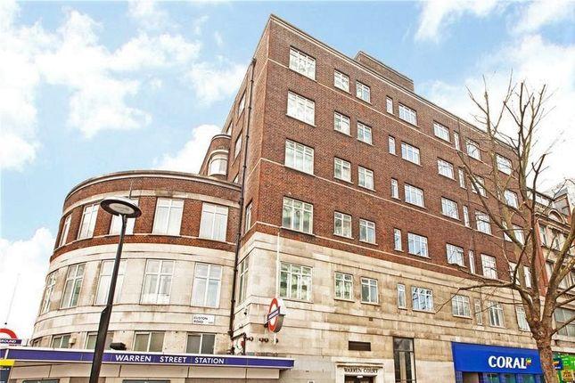 Thumbnail Block of flats to rent in 293-295 Euston Road, London