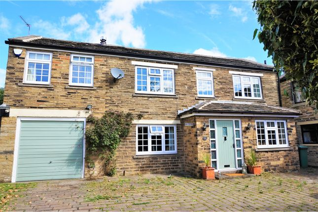 Thumbnail Link-detached house for sale in Roker Lane, Pudsey