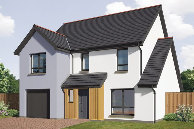Thumbnail Detached house for sale in Croll Gardens, Bertha Park, Perth, Perthshire