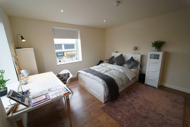 Thumbnail Flat to rent in Huntingdon Street, City Centre, Nottingham