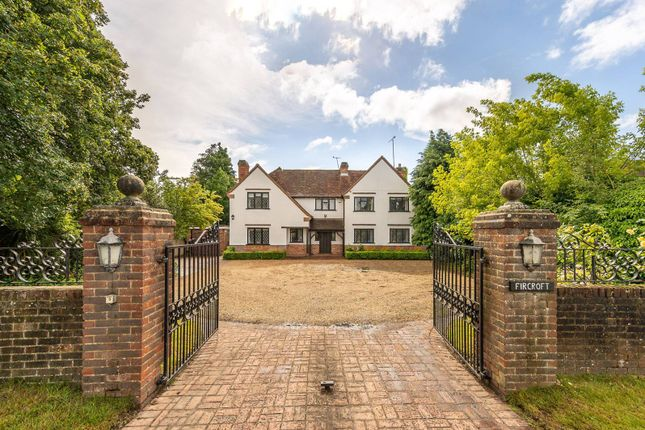 Thumbnail Detached house for sale in Waltham Road, Maidenhead
