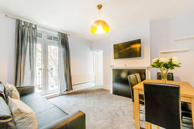 Thumbnail Flat to rent in Copenhagen Street, Islington