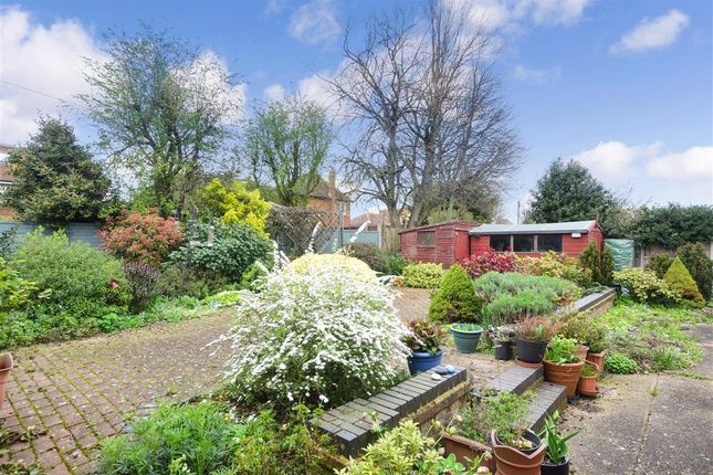 Thumbnail Detached bungalow for sale in Fitzroy Road, Whitstable, Kent