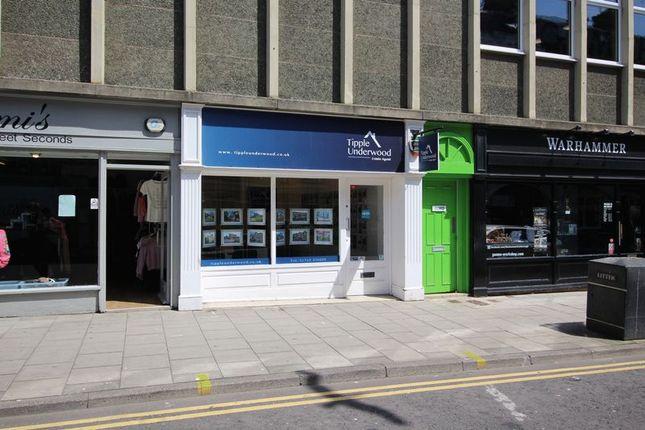 Thumbnail Retail premises to let in 11 St Thomas Street, Scarborough