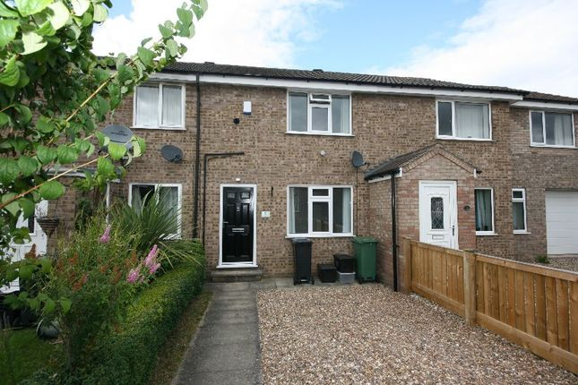 Thumbnail Town house to rent in Forestgate, Haxby, York