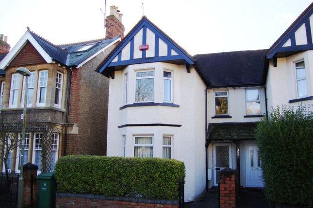 Thumbnail Semi-detached house to rent in Minster Road, Oxford