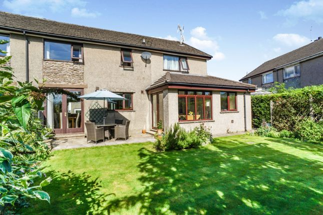 Thumbnail Semi-detached house for sale in Greengate, Kendal