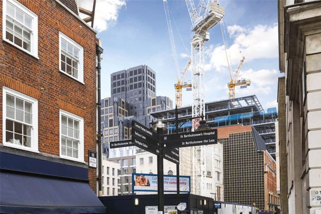 Thumbnail Property for sale in Barts Square, West Smithfield