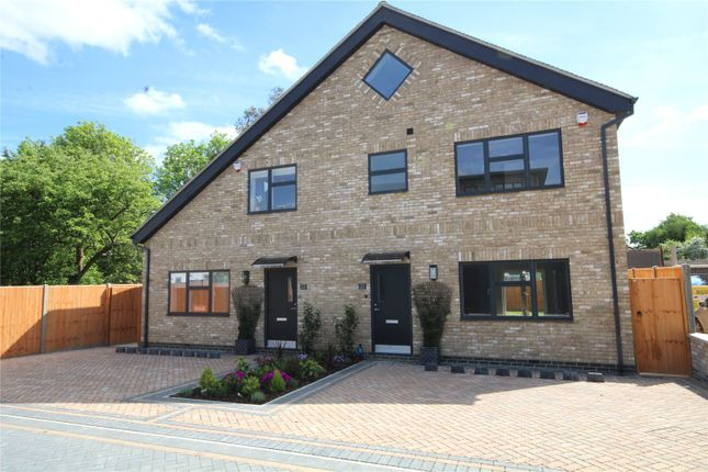 Thumbnail Semi-detached house for sale in Rayners Close, Wembley, Middlesex