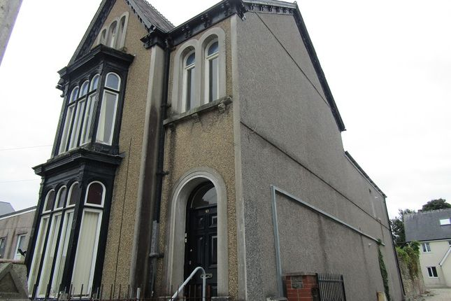 Thumbnail Maisonette to rent in Slate Street, Morriston, Swansea, City And County Of Swansea.