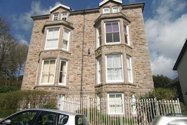 Flat to rent in Belmont Villas, Penzance, Cornwall