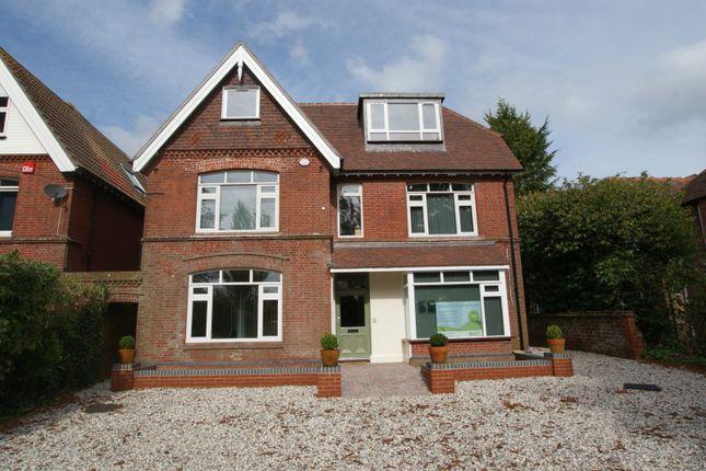 Thumbnail Flat to rent in Havant Road, Emsworth