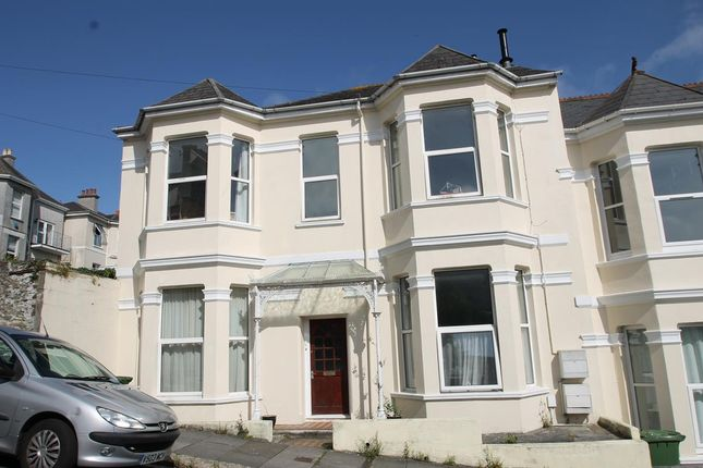 Thumbnail Flat for sale in Gleneagle Road, Mannamead, Plymouth
