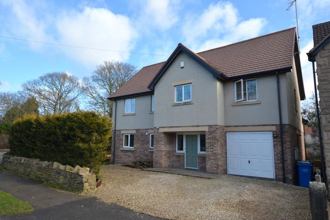 Thumbnail Detached house for sale in Brookside Bar, Chesterfield