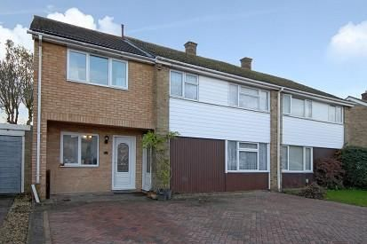 Thumbnail Semi-detached house to rent in Shakespeare Road, Eynsham