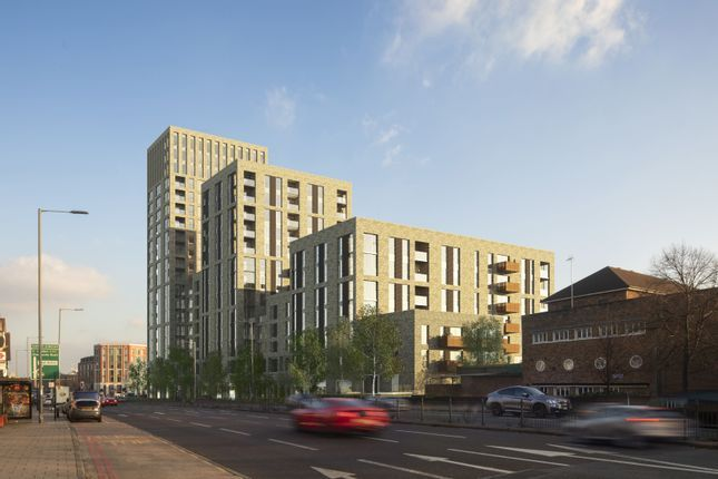 Thumbnail Flat for sale in Western Ave, Acton, London 7XX, United Kingdom