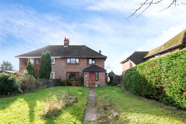 Thumbnail Semi-detached house for sale in Camoys Mead, Lasham, Alton