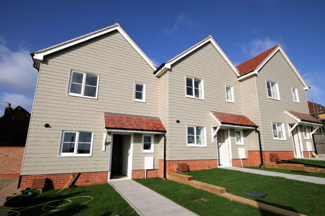 3 bed terraced house for sale in Imperial Drive, Warden, Sheerness ME12