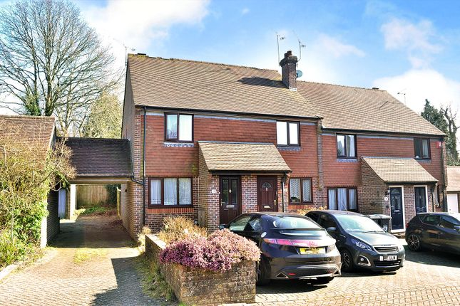 Thumbnail End terrace house for sale in Engalee, London Road, East Grinstead