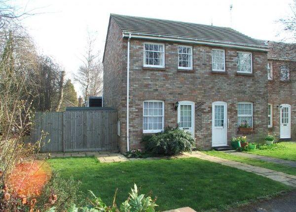 Thumbnail End terrace house to rent in Old Farm, Pitstone, Leighton Buzzard