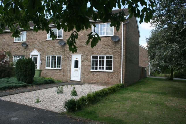 Thumbnail Town house to rent in St. Marys Avenue, Welton, Lincoln