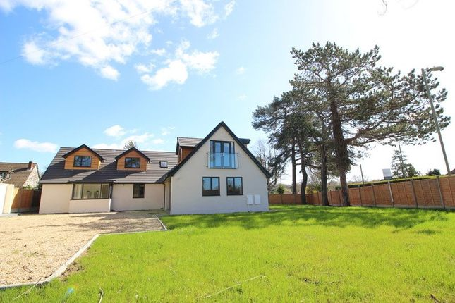 Thumbnail Detached house for sale in Danetree, Locks Heath